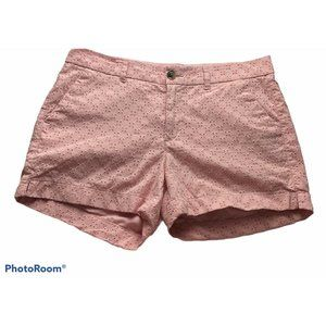 Old Navy Everyday Shorts Mid Rise Blush Pink 10